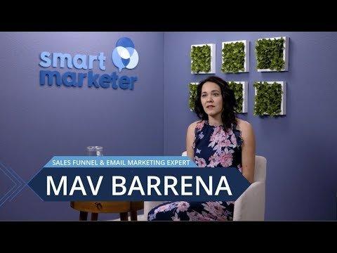 Interview: Sales Funnel Expert Mav Barrena