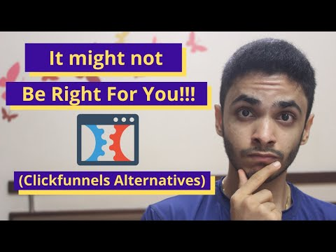 What is ClickFunnels And ClickFunnels Alternatives | WordPress & Free Sales Funnels (Part 0)