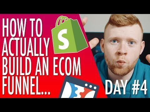 Clickfunnels Training #4 – Building An Ecommerce Funnel That Makes Money Right Away (Dropshipping)