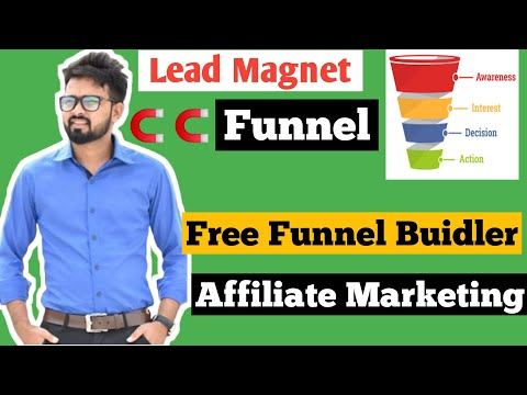 How To Create Affiliate Marketing Funnel For Free   Email Marketing Tutorial in Hindi 2020