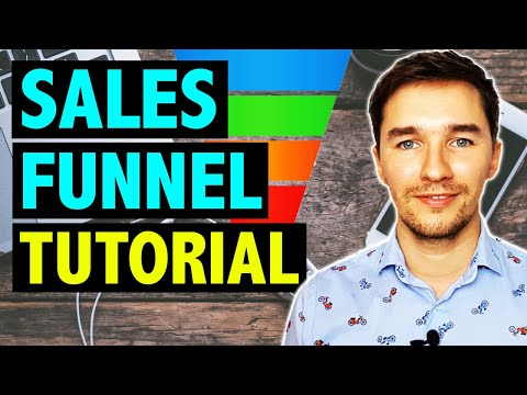 How To Create A Sales Funnel With GetResponse (Clickfunnels Alternative)