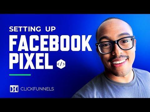 Setting Up Facebook Pixel In ClickFunnels 2019