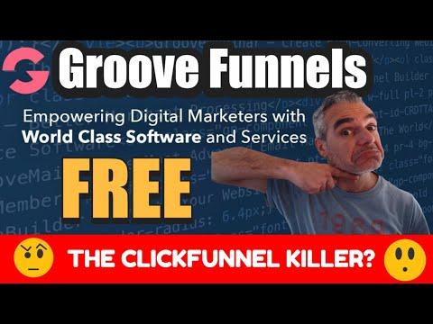 GrooveFunnels Review and Full Walkthrough | Clickfunnels Killer 100%