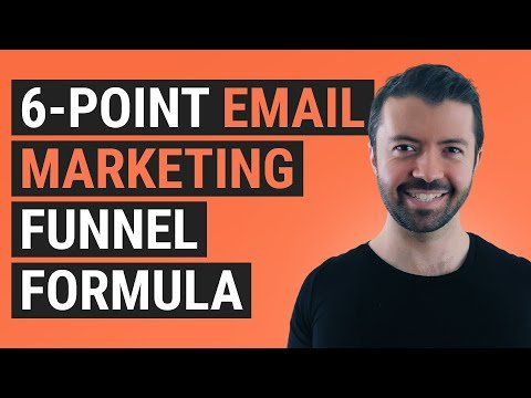 6-Point Email Marketing Funnel Formula