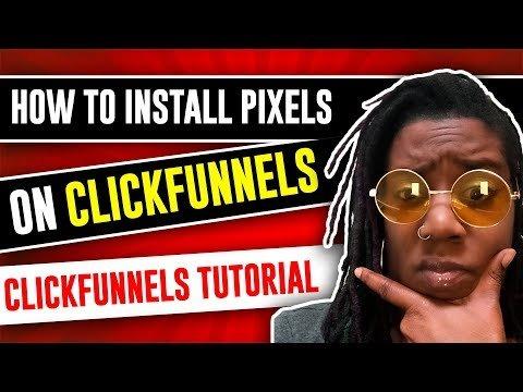 Clickfunnels Tutorial 🤓[How To Install Pixels On ClickFunnels]