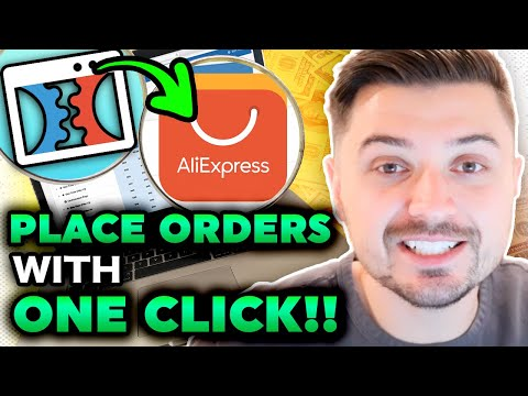 How To AUTOMATE Clickfunnels & Aliexpress Order Fulfilment With ONE CLICK (2020)   Dropshipping
