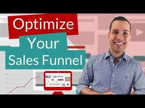 Sales Funnel Management & Conversion Optimization Tutorial – How To Optimize Your Sales Funnel