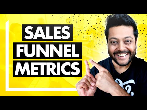 SaaS Sales Funnel Metrics (3 Most Important Metrics for Your Sales Funnel)