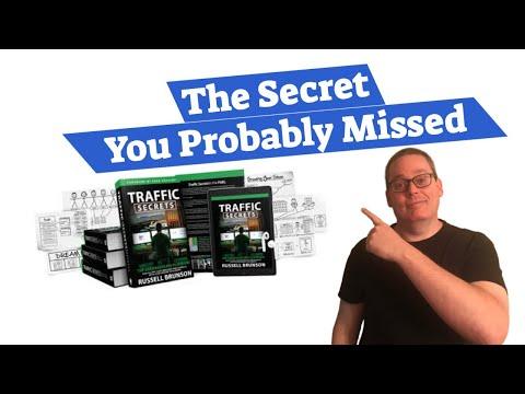 ClickFunnels Vs GrooveFunnels | Russell Brunson Traffic Secrets REVEALED