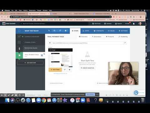 ClickFunnels Tutorial: Create a Subscription Product & Recurring Payment + Integrate with Stripe