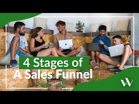 4 Sales Funnel Stages All Profitable Companies Have In Common