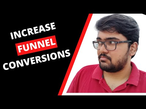 How To Increase Conversions On Your Sales Funnel