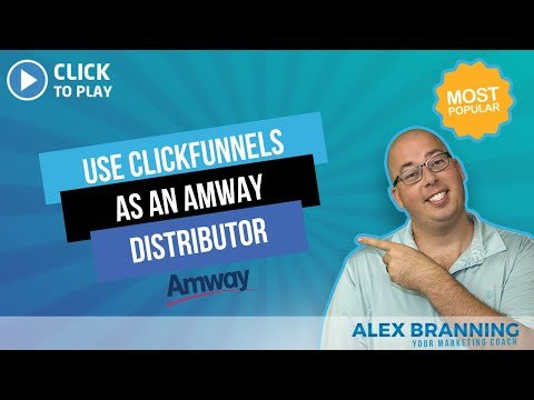 ClickFunnels for Amway
