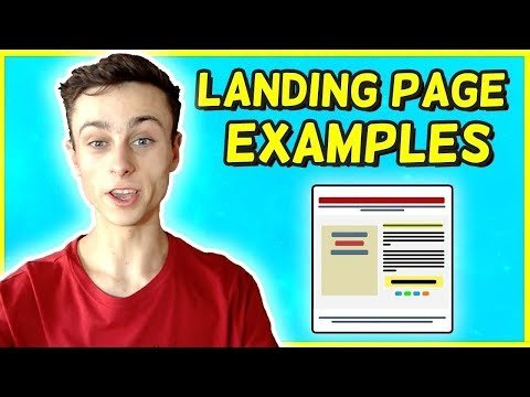 Landing Page Examples: get over 103+ landing page templates… (best landing pages)