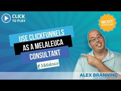 ClickFunnels for Melaleuca