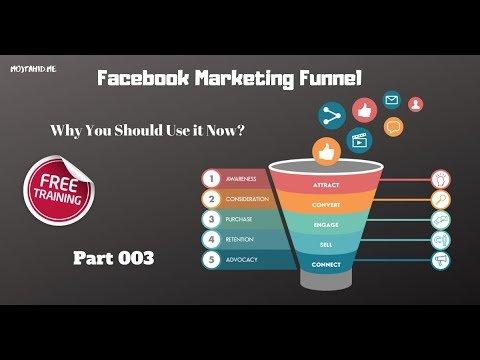 Facebook Marketing Funnel | Bangla | Digital Marketing | Part 3