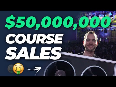 How I Won the $50M Clickfunnels Award ONLY Selling Online Courses | ANYONE CAN DO THIS