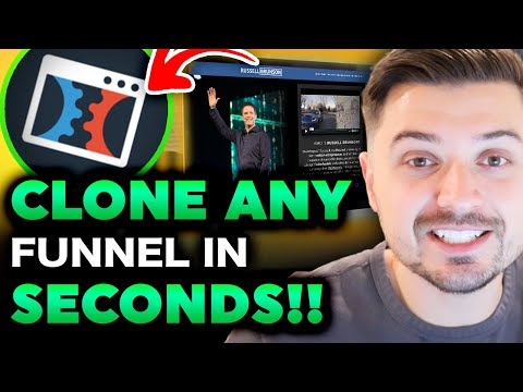 How To CLONE ANY FUNNEL Into Your Clickfunnels Account IN SECONDS! Clickfunnels Dropshipping 2020