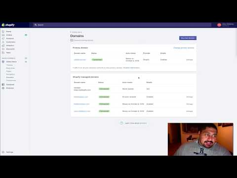 Using Shopify Domain with a Clickfunnel