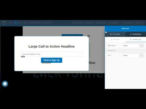 [ClickFunnels Page Editor] How to Disable Pop Ups in the Page Editor