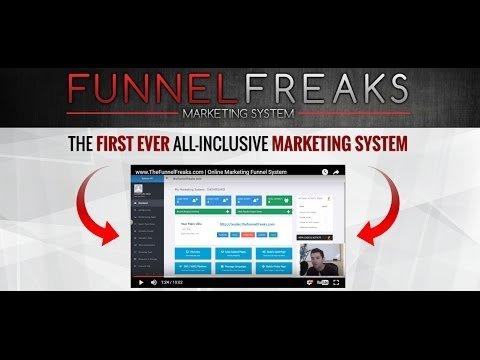 www.TheFunnelFreaks.com   Online Marketing Funnel System