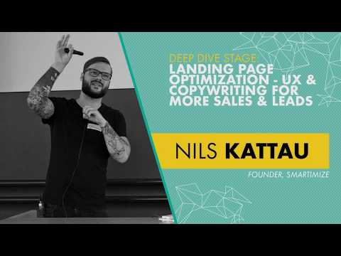 Nils Kattau: Landing Page Optimization – UX & Copywriting for More Sales and Leads | #OMR18