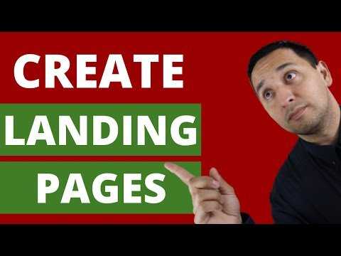 How To Create A Landing Page On Clickfunnels