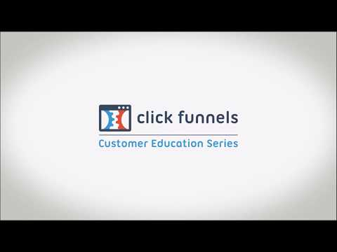 ClickFunnels Page Editor Overview