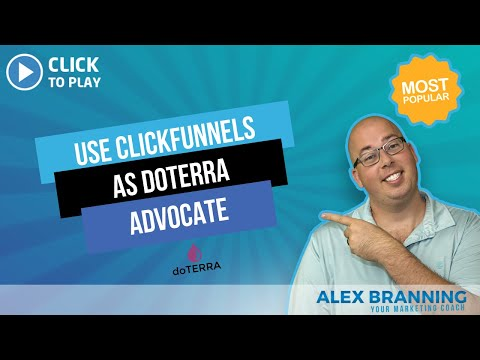ClickFunnels for doTERRA