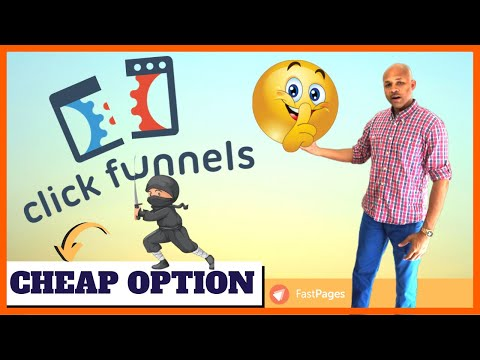 ✅ A Cheaper Clickfunnels Comparison To FastPages Landing Page Builder Tutorial