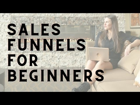 Sales Funnel Strategy To Convert Your Sales Page | Sales Funnels For Beginners