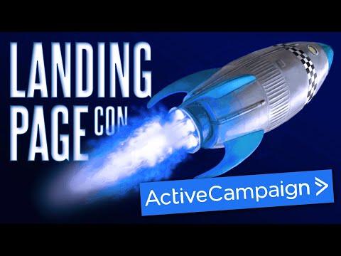 🚀Cómo Crear una LANDING PAGE con ACTIVE CAMPAIGN 2020