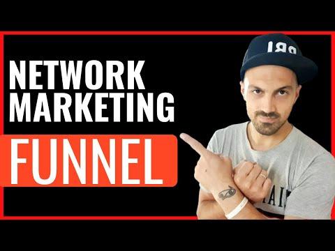 Come Creare un Funnel per Network Marketing Da ZERO!   (Tutorial Italiano )