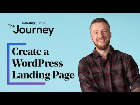 How to Create a WordPress Landing Page That Converts