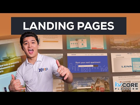 Using kvCORE Landing Pages to Generate Leads with Nick Macri