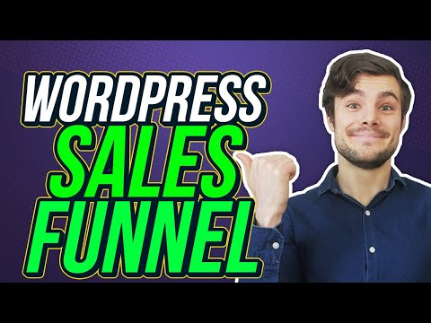How to Create an Automated Sales Funnel in WordPress (Build Guide with Free Tools)