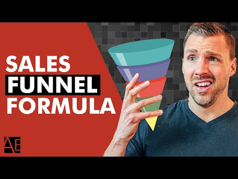 What Is A Sales Funnel? And How To Create One That ACTUALLY Makes MONEY | Adam Erhart
