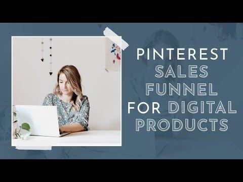 Pinterest Secrets   Your Pinterest Sales Funnel For Digital Products