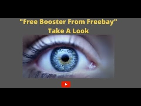 Free Booster From Freebay