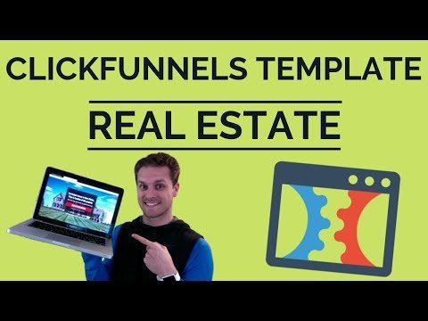 The Best ClickFunnels Template for Real Estate Agents in 2019