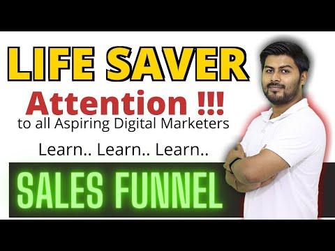 Most Advanced Level of Digital Marketing – SALES FUNNEL
