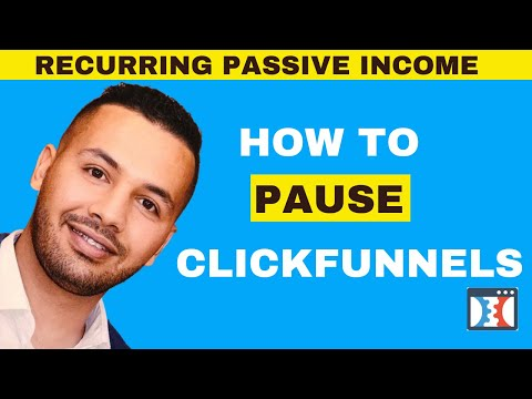 how to pause clickfunnels account – REAL Hack That WORKS!