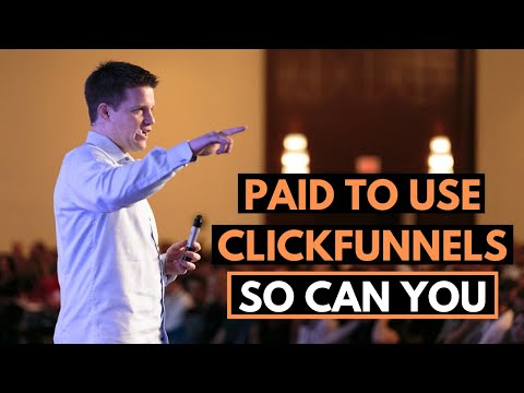 I Get Paid To Use ClickFunnels (So Can You)