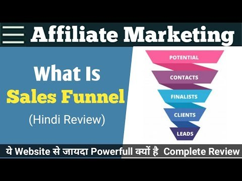 🔴  Funnel क्या है | What is Sales Funnel in hindi | Funnel Website से 10x Profitable कैसे है