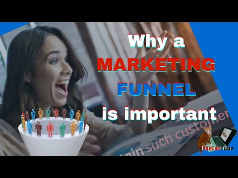 Why a marketing funnel is important