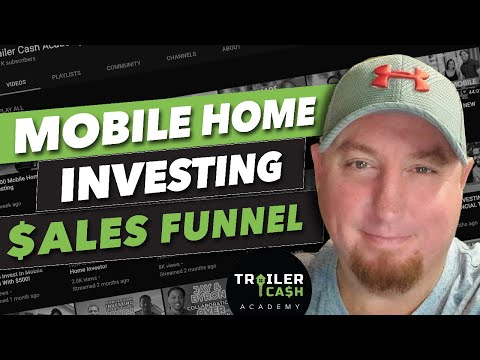 Mobile Home Investing Sales Funnel 101   Keeping Your Pipeline Full of Leads!