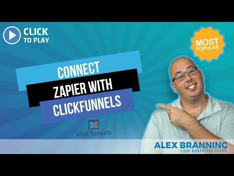 How To Integrate Zapier with ClickFunnels
