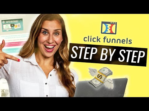 How To Use CLICKFUNNELS