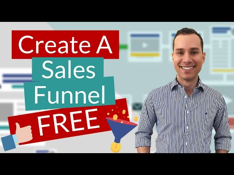 Build Your Funnel For Free – Beginner to Expert (ClickFunnels Alternative)
