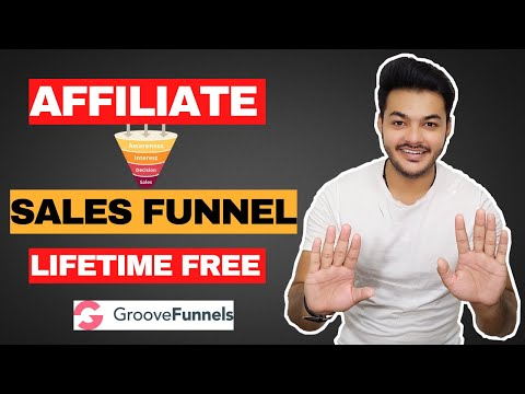 How To Build Affiliate Marketing Funnel For FREE In 2020 (HINDI): FULLY EXPLAINED   GrooveFunnels